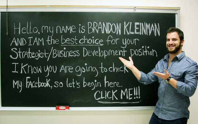 03 brandon kleinman 604 7 Ways How to Improve Your Resume?